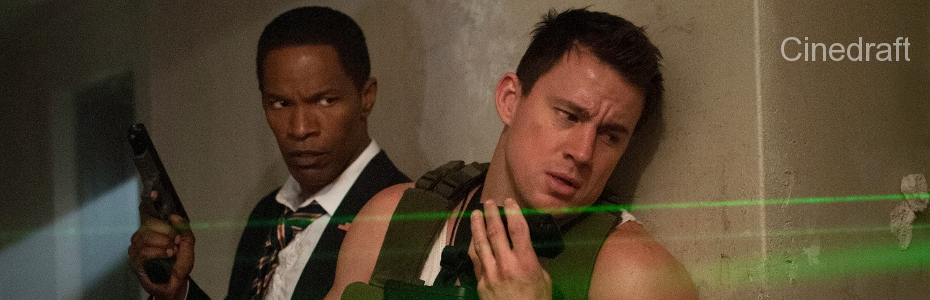 White House Down on Cinedraft.com