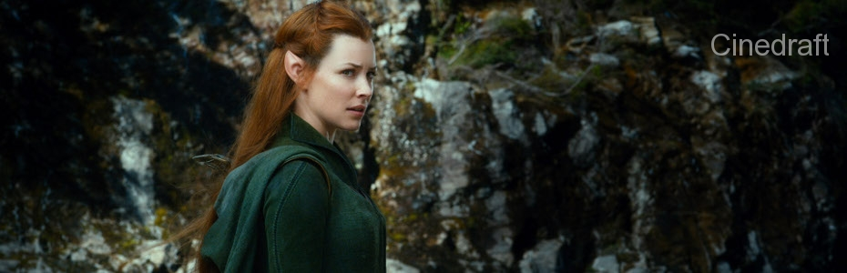 The Hobbit: The Desolation of Smaug on Cinedraft.com