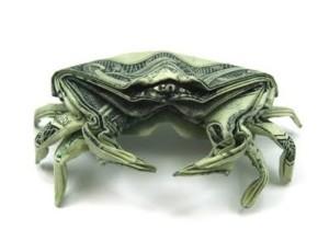 money-origami