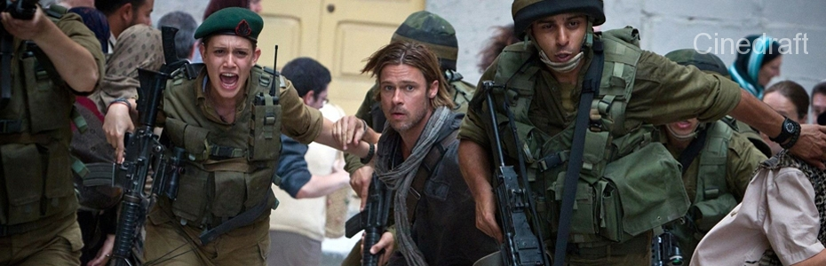 World War Z on Cinedraft.com
