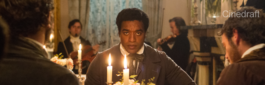 12 Years A Slave on Cinedraft.com