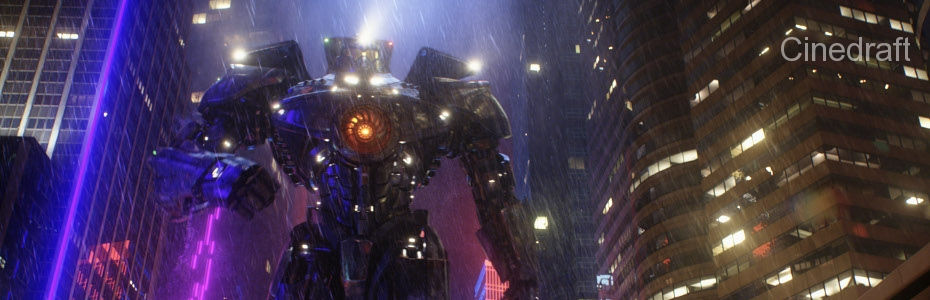 Pacific Rim on Cinedraft.com