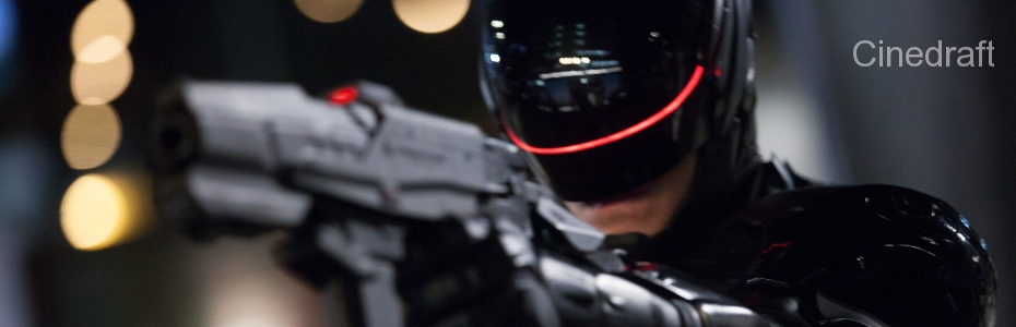 Robocop on Cinedraft.com