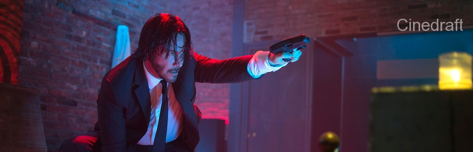 John Wick on Cinedraft.com