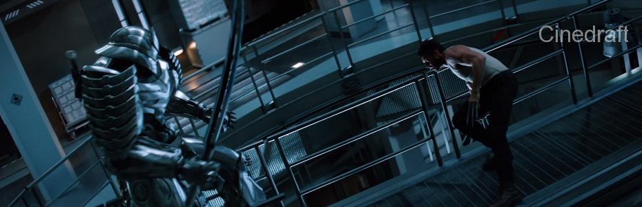 The Wolverine on Cinedraft.com