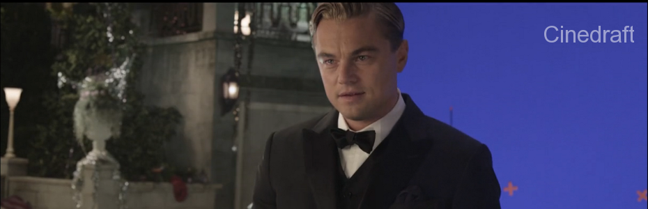The Great Gatsby on Cinedraft.com
