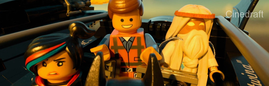 The Lego Movie on Cinedraft.com