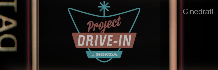 Project Drive-In on Cinedraft.com