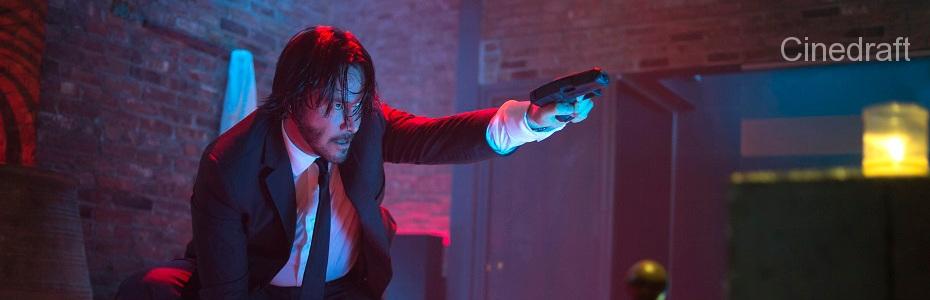 John Wick on Cinedraft.com